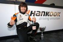 Magny-Cours: Kevin Caprasse wint de Hankook Qualifying Trophy - Milo Racing op de eerste startrij