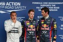 Singapore: Vrije trainingen: Red Bull's opnieuw vooraan