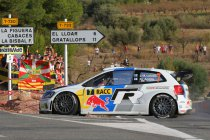 Neuville wint Power Stage en Latvala start morgen als eerste op gravel