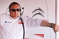 Yves Matton ruilt Citroën voor FIA