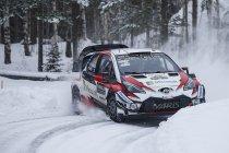 Zweden: Latvala pakt record met 197ste WRC-start