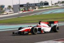 Testdagen Abu Dhabi: Dag 2: Vandoorne in top 3 - Palmer opnieuw snelste