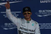 Rusland: Mercedes wereldkampioen - Hamilton wint allereerste Russische GP
