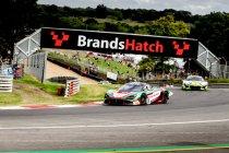 Brands Hatch: Tweemaal Mercedes op pole