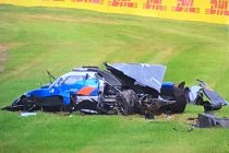 6H Spa: NEWSFLASH: Zware crash van Thomas Laurent