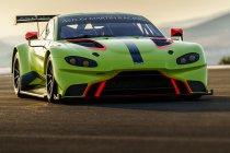 Aston Martin Racing toont nieuwe Vantage GTE (+ Foto's)