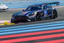 24H Circuit Paul Ricard: HTP Motorsport Mercedes aan de leiding na turbulente startfase