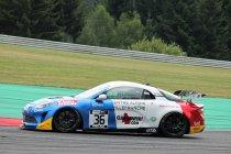 Spa: Stéphane Lémeret en Pierre-Alexandre Jean zegevieren tijdens eerste race
