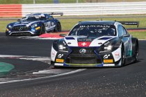 Lexus stopt met ondersteuning van RC F GT3 in Europa