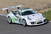 24H Zolder: MExT Racing leidt Porsche 1-2-3 in eerste trainingsessie