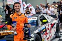 Loris Hezemans debuteert op Amerikaanse NASCAR-ovaal