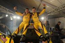 Spa Rally: Nabeschouwing Gino Bux & Eric Borguet