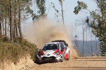 WRC: Latvala tankt vertrouwen op shakedown