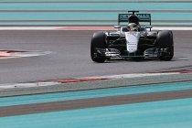 Abu Dhabi: Hamilton snelste tijdens eerste vrije training