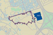 Plan stratencircuit voor Riyad ePrix vrijgegeven