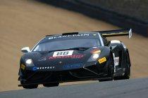 Brands Hatch: Enge (Lamborghini) snelste in eerste vrije training