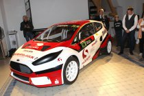 Andreas Steffen richting European en World RX in 2016
