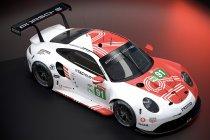 Virtuele 24H Le Mans: Porsche toont kleuren met knipoog naar de Porsche 917K