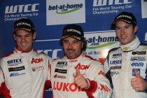 Monza: Yvan Muller (RML) overklast concurrentie