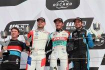 Zandvoort: Jean-Karl Vernay lukt tweede overwinning, Vervisch mee op podium