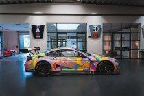 24H Spa: Boutsen Ginion Racing geeft eerste beelden BMW Art Car vrij