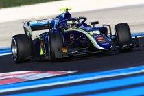 FIA F2 wintertesten: Lando Norris topt eerste testdag