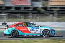 Gordon Shedden (WRT Audi) sluit Barcelona-test af met besttijd
