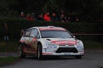 Condroz Rally: Loeb blijft domineren met nog één lus voor de boeg