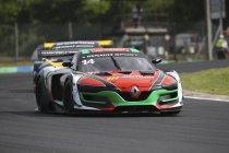 Renault Sport Trophy: Hungaroring: Zege van Wolfgang Reip in de endurance race