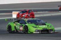 24H Dubai: Mirko Bortolotti zet GRT Grasser Racing Team-Lamborghini op pole