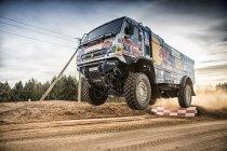 Goodyear klaar voor de Dakar