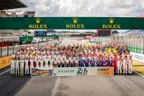 Alle rijders voor de 24 Uren van Le Mans 2019