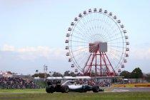 Japan: Hamilton op pole terwijl Ferrari blundert