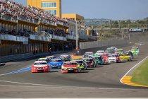 Valencia: 29 wagens en 55 rijders voor eerste manche NASCAR Whelen Euro Series
