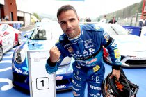 Spa: Dylan Pereira van start tot finish