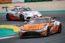 Paul Ricard: Rodrigue Gillion en Nico Verdonck in GT Open Cup