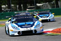 Titel en vice-titel in Lamborghini Cup voor Van der Horst Motorsport