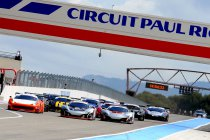Paul Ricard: Dubbele winst voor Ferrari in mager veld