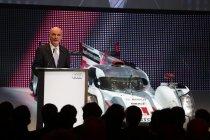 Audi met drie R18 e-tron quattro's naar 6H Spa en 24H Le Mans