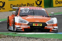 Hockenheim: Winst voor Green in chaotische race - opgave voor Martin
