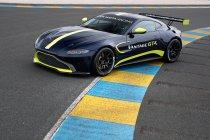 Eerste rijdersduo voor Street Art Racing Aston Martin GT4 gekend
