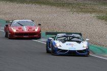 Lamborghini Gallardo GT3 van NSC Motorsports zegeviert op de Nürburgring
