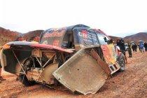 Newsflash: Al-Attiyah staakt strijd in Dakar