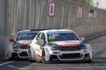 Marrakech: Yvan Muller haalt het van Sébastien Loeb na incidentrijke race