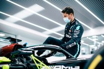 Romain Grosjean mag de Mercedes van Hamilton uitproberen