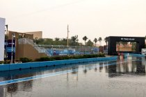 Riyad: Regen gooit roet in het eten - Stoffel Vandoorne snelste