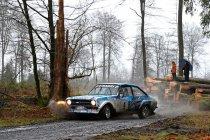 Legend Boucles @ Bastogne: Kris Meeke autoritaire winnaar