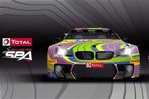 24H Spa: Boutsen Ginion Racing met Art Car