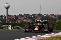 Max Verstappen pakt eerste pole in Hongarije!