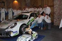 MExT Racing Team kiest voor Belcar